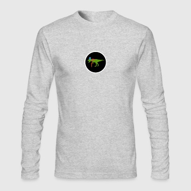 The Gentleman Rex - Men's Long Sleeve T-Shirt by Next Level