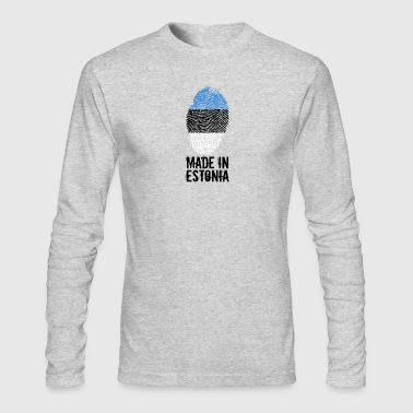 Made in Estonia - Men's Long Sleeve T-Shirt by Next Level
