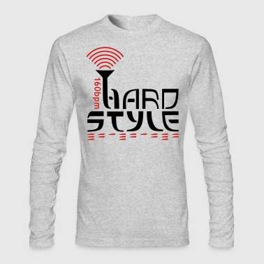 hardstyle 160 bpm - Men's Long Sleeve T-Shirt by Next Level