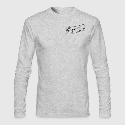 Nipher Orchestra T-Shirt - Men's Long Sleeve T-Shirt by Next Level