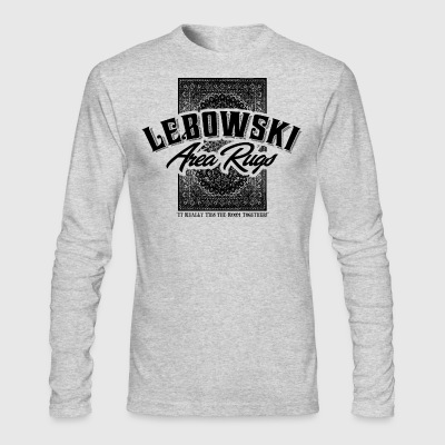 Lebowski Area Rugs - Men's Long Sleeve T-Shirt by Next Level