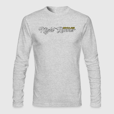 Night Runner JDM - Men's Long Sleeve T-Shirt by Next Level