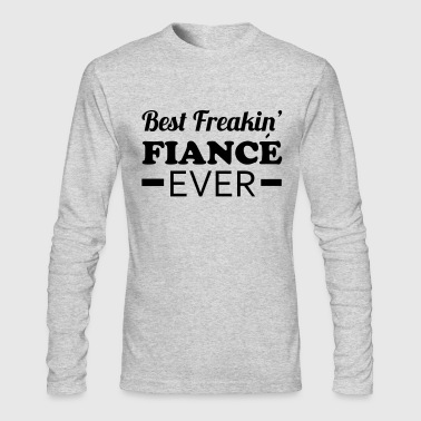 Fiance - Men's Long Sleeve T-Shirt by Next Level