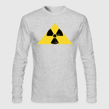 Radiation - Men's Long Sleeve T-Shirt by Next Level