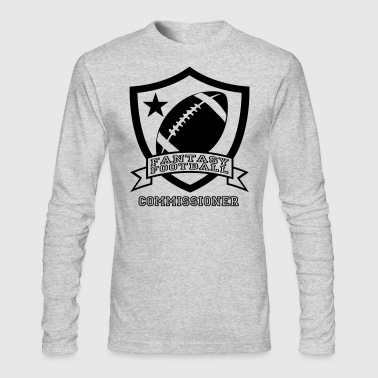 fantasy football - Men's Long Sleeve T-Shirt by Next Level