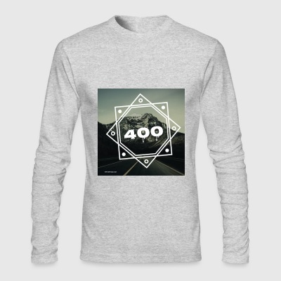 400 brand - Men's Long Sleeve T-Shirt by Next Level