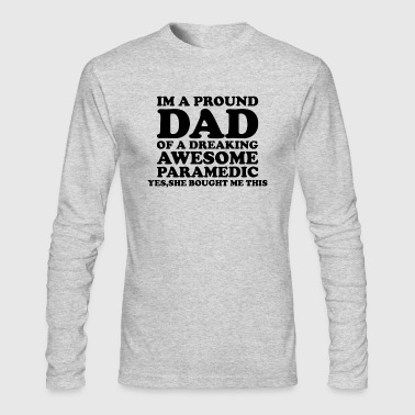 IM A PROUD - Men's Long Sleeve T-Shirt by Next Level