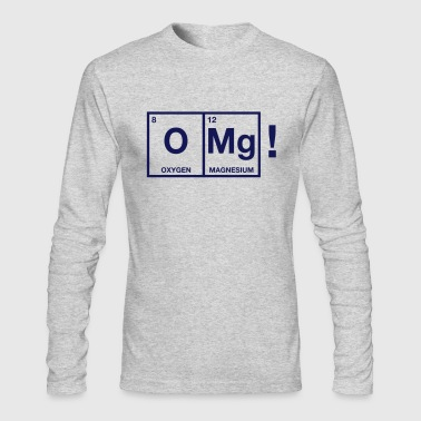 OMG! CHEMISTRY - Men's Long Sleeve T-Shirt by Next Level
