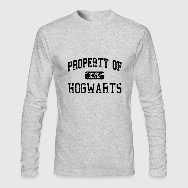Property of XXL Hogwarts - Men's Long Sleeve T-Shirt by Next Level