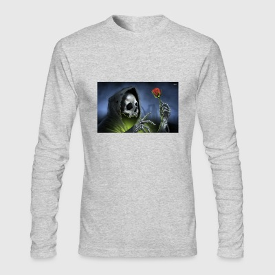 666 - Men's Long Sleeve T-Shirt by Next Level