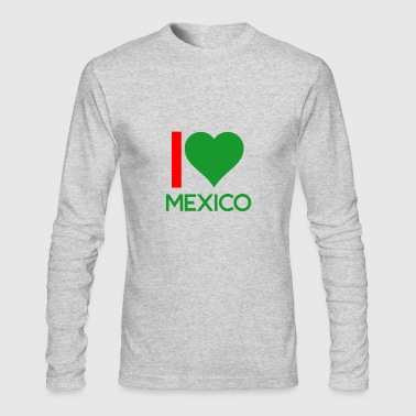 MEXICO - Men's Long Sleeve T-Shirt by Next Level