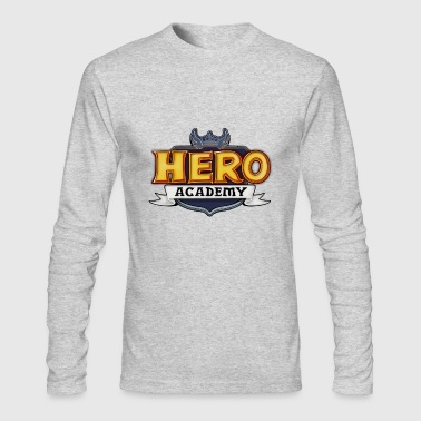 Hero Academy - Men's Long Sleeve T-Shirt by Next Level
