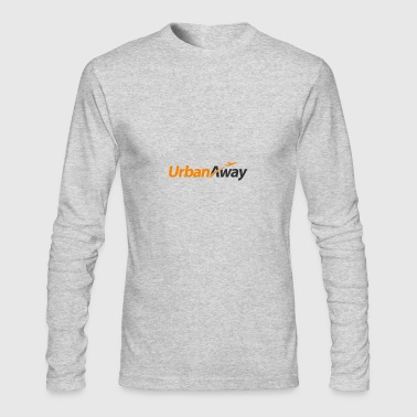 Urban Away - Men's Long Sleeve T-Shirt by Next Level