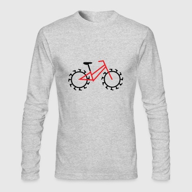 run fast - Men's Long Sleeve T-Shirt by Next Level