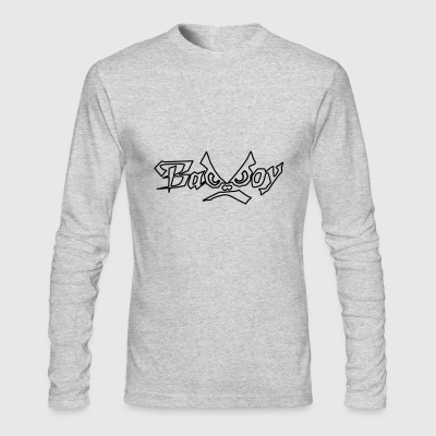 Badboy - Men's Long Sleeve T-Shirt by Next Level