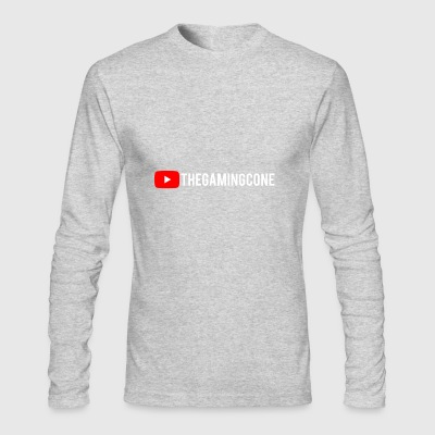 TheGamingCone Official Merch! - Men's Long Sleeve T-Shirt by Next Level
