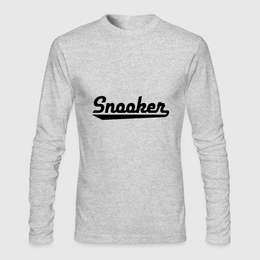 2541614 15470244 snooker - Men's Long Sleeve T-Shirt by Next Level