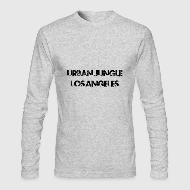 Urban Jungle - Los Angeles - Men's Long Sleeve T-Shirt by Next Level