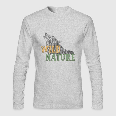 Wild nature - Men's Long Sleeve T-Shirt by Next Level