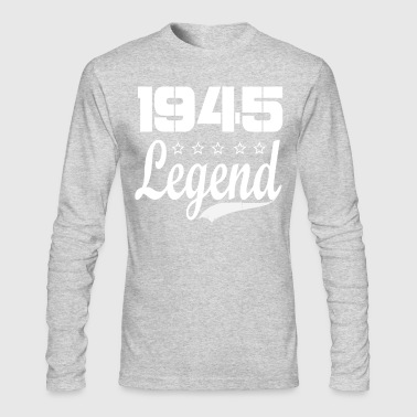 45 legend - Men's Long Sleeve T-Shirt by Next Level