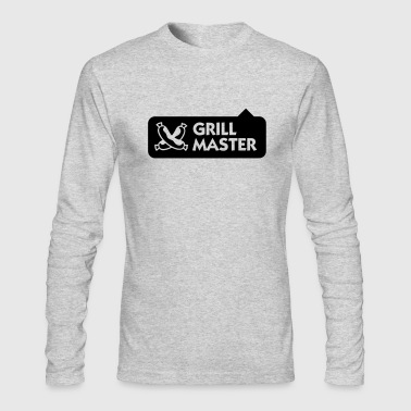 Grillmaster - Men's Long Sleeve T-Shirt by Next Level