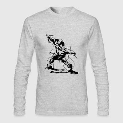 surfer - Men's Long Sleeve T-Shirt by Next Level