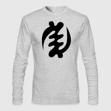 Gye Nyame - Men's Long Sleeve T-Shirt by Next Level