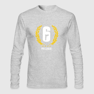 rainbow six pro league - Men's Long Sleeve T-Shirt by Next Level