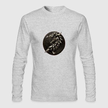 elder scrolls - Men's Long Sleeve T-Shirt by Next Level