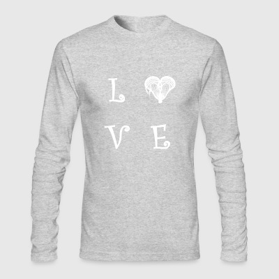 LOVE32 - Men's Long Sleeve T-Shirt by Next Level