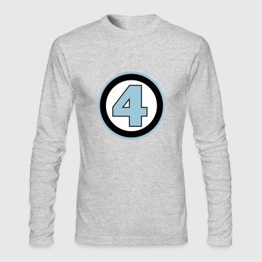 fantastic 4 - Men's Long Sleeve T-Shirt by Next Level