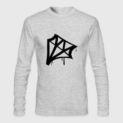 Diamond - Men's Long Sleeve T-Shirt by Next Level