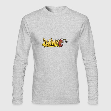 graffiti - Men's Long Sleeve T-Shirt by Next Level