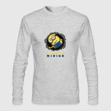 Minions Matching palace - Men's Long Sleeve T-Shirt by Next Level
