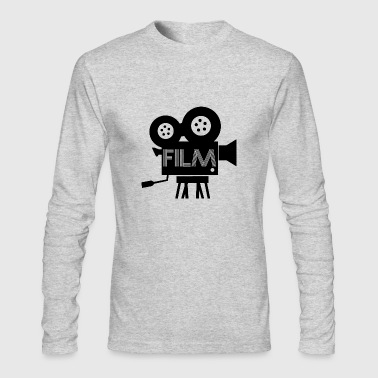 camera - Men's Long Sleeve T-Shirt by Next Level