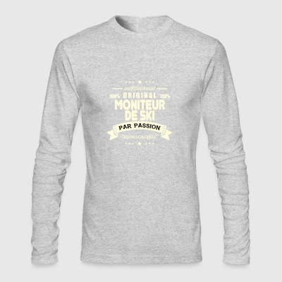 Original ski instructor - Men's Long Sleeve T-Shirt by Next Level