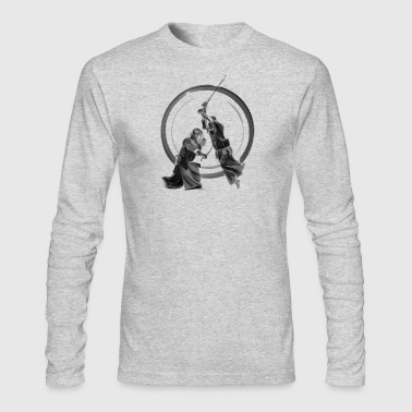 kendo - Men's Long Sleeve T-Shirt by Next Level