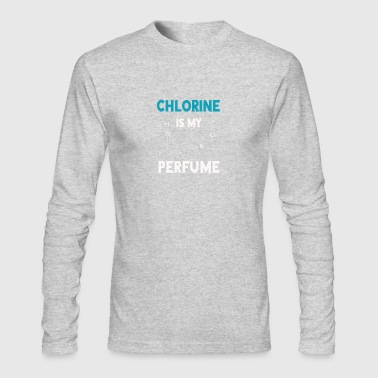 Funny Swimming T-Shirt Gift for Swimmers, athletes - Men's Long Sleeve T-Shirt by Next Level