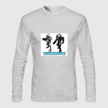 WatchMeBeLegacy Shirts - Men's Long Sleeve T-Shirt by Next Level