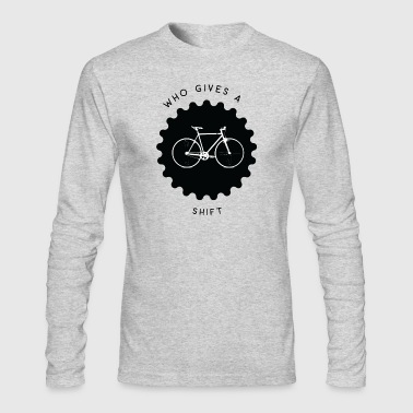 Get into Gear - Men's Long Sleeve T-Shirt by Next Level