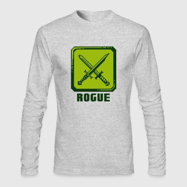 Rogue - Men's Long Sleeve T-Shirt by Next Level