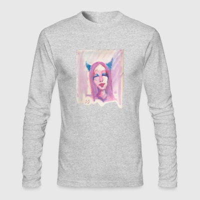 Beauty in Bliss by Jessica J - Men's Long Sleeve T-Shirt by Next Level