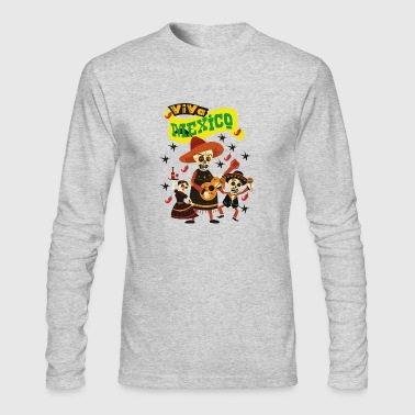 viva mexico - Men's Long Sleeve T-Shirt by Next Level