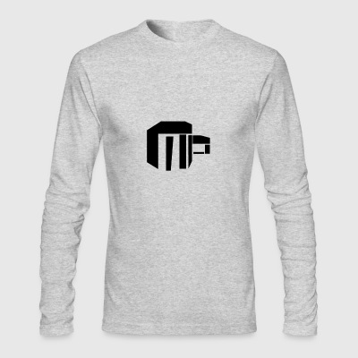 MP LOGO - Men's Long Sleeve T-Shirt by Next Level
