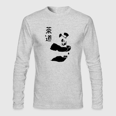 Art of Tea - Men's Long Sleeve T-Shirt by Next Level