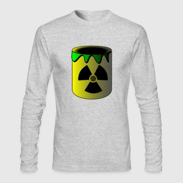toxic - Men's Long Sleeve T-Shirt by Next Level