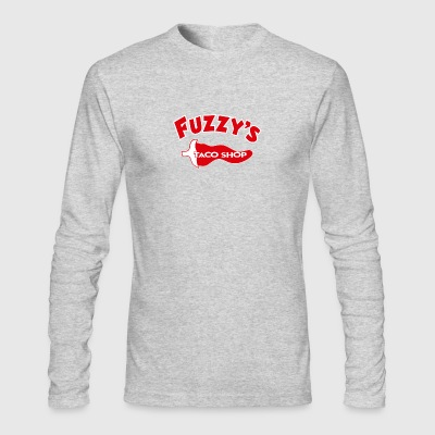 Fuzzy s Pepper - Men's Long Sleeve T-Shirt by Next Level