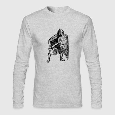 armor - Men's Long Sleeve T-Shirt by Next Level