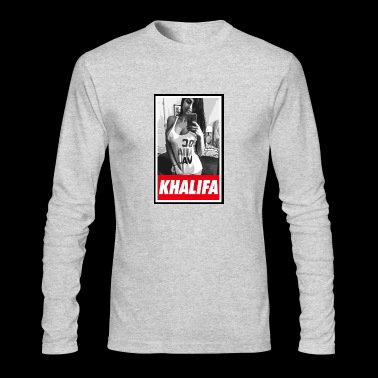 mia khalifa - Men's Long Sleeve T-Shirt by Next Level