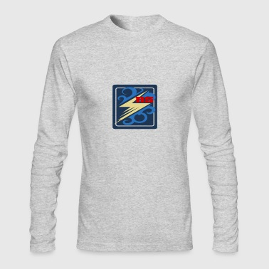 Rimps Logo Flash - Men's Long Sleeve T-Shirt by Next Level